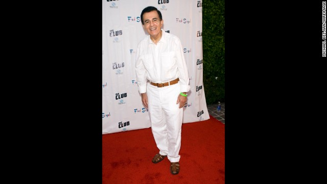 Even after leaving his long-running radio shows, Kasem stayed active. He attended Fred Segal's birthday charity event and auction at a private residence in Malibu, California, on August 29, 2009.
