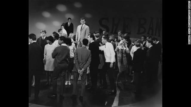 "Kasem moved to the West Coast in the early '60s. He hosted the KTLA music show ""Shebang!"" in Los Angeles in 1965."