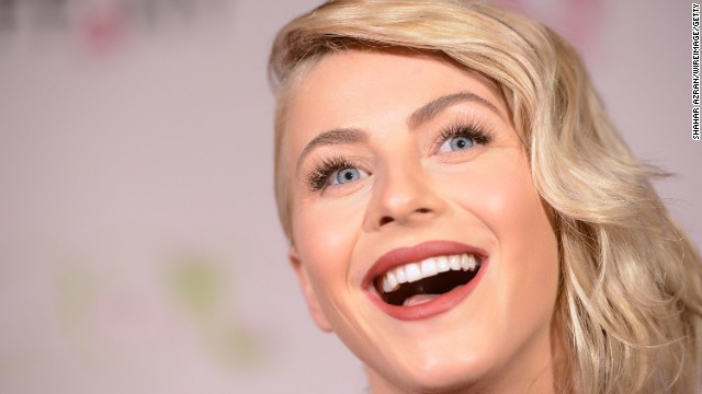 "Julianne Hough is such a fan of ""Orange Is the New Black"" that she thought it would be fun to dress up as one of her favorite characters, ""Crazy Eyes,"" for Halloween in 2013. Yet Hough went too far when she <a href='http://www.cnn.com/2013/10/29/showbiz/celebrity-news-gossip/julianne-hough-blackface-dwts/' target='_blank'>combined a prison orange jumpsuit with blackface</a>, prompting outrage and a swift apology from the dancer/actress."