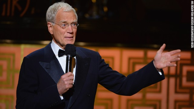 "David Letterman dropped a bombshell in the fall of 2009 when he admitted <a href='http://www.cnn.com/2009/SHOWBIZ/TV/10/01/letterman.allegations/index.html' target='_blank'>on his CBS late night talk show</a> that he'd had affairs with a number of women on his staff. During a live taping of the show, <a href='http://www.cnn.com/2009/SHOWBIZ/TV/10/06/letterman.apology/index.html?iref=allsearch' target='_blank'>Letterman first took several shots at himself</a>, and then <a href='https://www.youtube.com/watch?v=BlBzi3GWWRg&amp;feature=kp' target='_blank'>grew more serious</a>: ""I'm terribly sorry that I put the staff in that position,"" he said. ""My wife, Regina, has been horribly hurt by my behavior ... Let me tell you folks, I've got my work cut out for me."" Earlier that summer, <a href='http://abcnews.go.com/Entertainment/Politics/story?id=7849798' target='_blank'>Letterman also said he was sorry to Sarah Palin</a> for what he called ""a bad joke."""