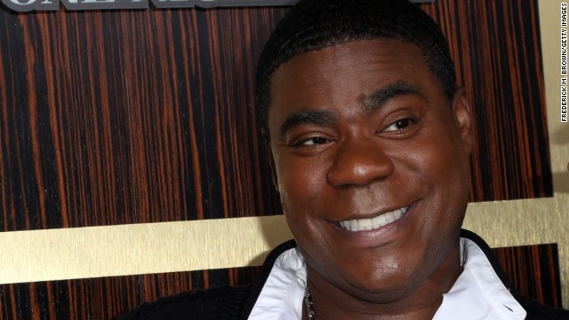 "Actor Tracy Morgan is in critical condition after a six-vehicle accident in New Jersey early Saturday, June 7, authorities said. The former ""Saturday Night Live"" cast member and ""30 Rock"" star was riding in a limo bus when the accident occurred."