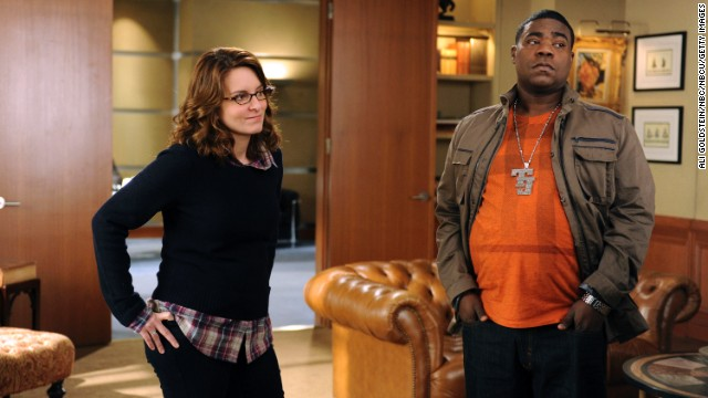 "Tracy Morgan and Tina Fey worked together after SNL on the show ""30 Rock."" Morgan played Tracy Jordan, a character that was loosely based on himself."