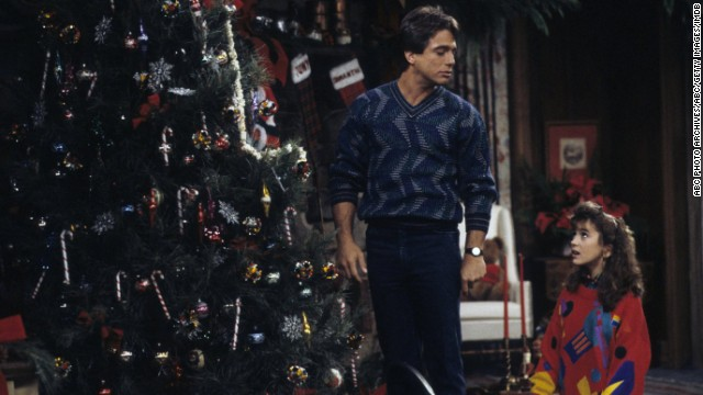 "<strong>""Who's the Boss?""</strong>: Widower Tony Micelli (played by Tony Danza) takes a job as a live-in housekeeper for a divorced, female advertising executive in the role-reversal series that aired from 1984 to 1992. His daughter, Samantha (Alyssa Milano), also moves into the house."