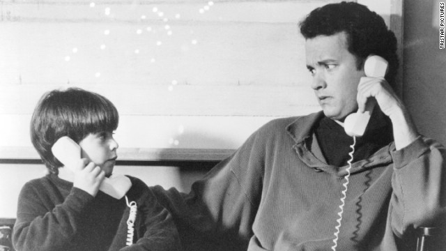 "<strong>""Sleepless in Seattle"":</strong> This classic rom-com by Nora Ephron stars Tom Hanks as a depressed widower who lost his wife to cancer. His young son, Jonah, takes it upon himself to call into a radio show to help the grieving father -- who becomes known as ""Sleepless in Seattle"" -- find a new mate."