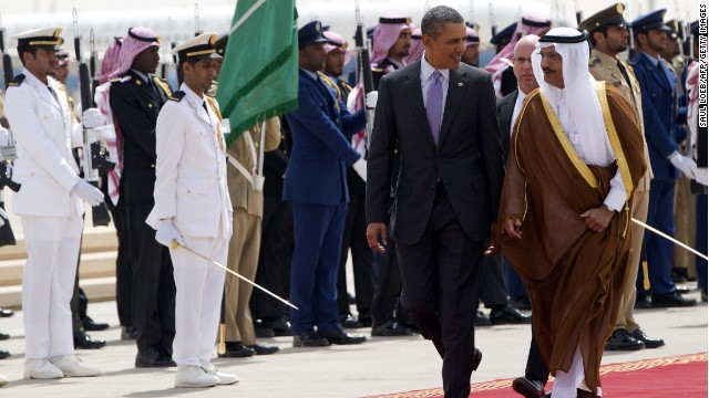 How the Arab world views President Obama