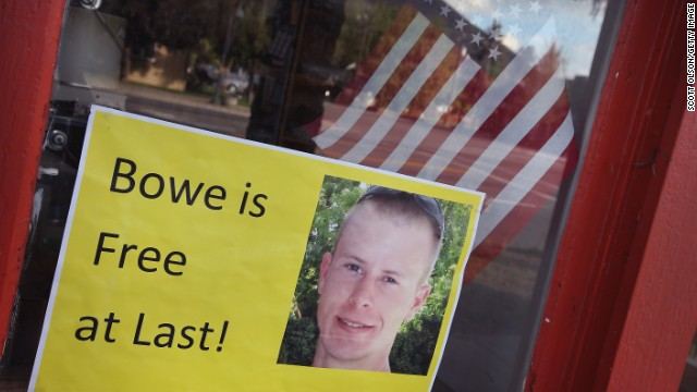 """Coming home"": the next steps for Bowe Bergdahl"