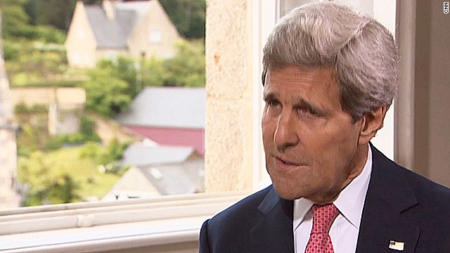 Kerry defends Bergdahl-for-Taliban exchange - CNN.com
