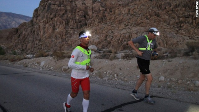 Badwater Ultra Cup