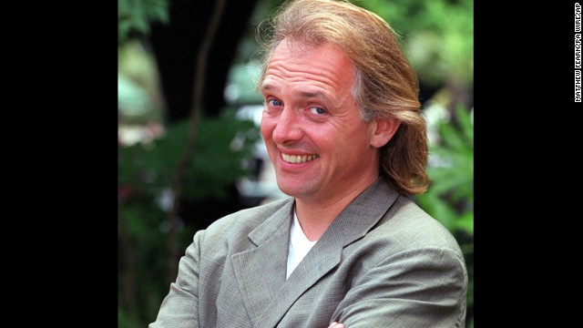 "British actor and comedian Rik Mayall, who appeared in the TV series ""Blackadder,"" died June 9 at the age of 56, his agent said. The cause of death was not immediately reported."