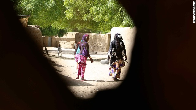 On the outskirts of Diffa, Niger, the village of Guessere's population has nearly doubled. Its new residents all come from a village 3 kilometers into Nigeria. Many fled in the middle of the night, driven away by Boko Haram.