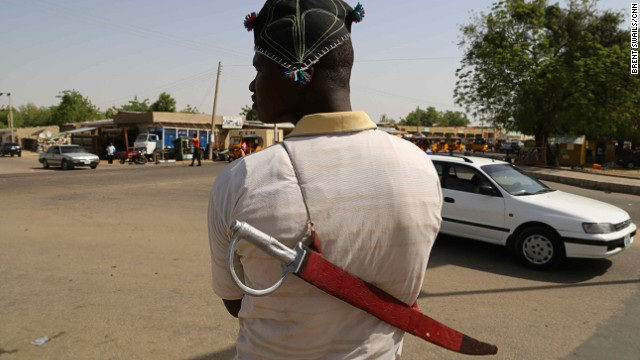 Vigilante groups in Maiduguri, Nigeria have managed to establish a semblance of security in the city that gave birth to Boko Haram. Their pursuit of the terrorist group has been relentless, and they show no mercy -- not even to family.