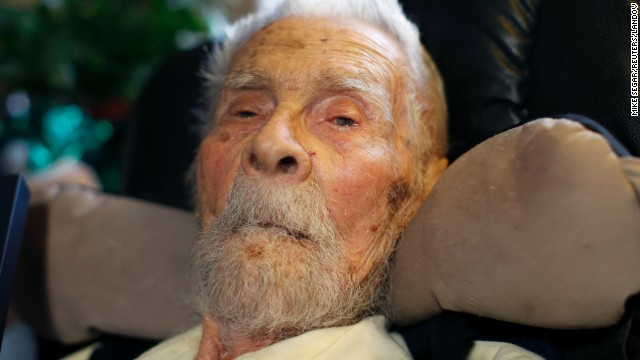 "<a href='http://www.cnn.com/2014/06/09/us/oldest-man-dies/index.html'>Alexander Imich</a>, a New Yorker who had been certified as the world's oldest living man, died Sunday, June 8, at the age of 111. Imich was born in Poland on February 4, 1903, but fled when the Nazis took over in 1939. Despite a doctorate in zoology, Imich's passion was investigating paranormal activity. He detailed his encounters with the supernatural in ""Incredible Tales of the Paranormal,"" a journal that was published when he was 92."