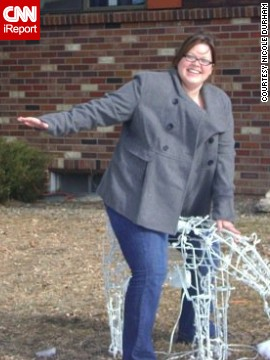 By 2010, Durham had reached her heaviest weight of 258 pounds, but she wasn't yet ready to make a change.