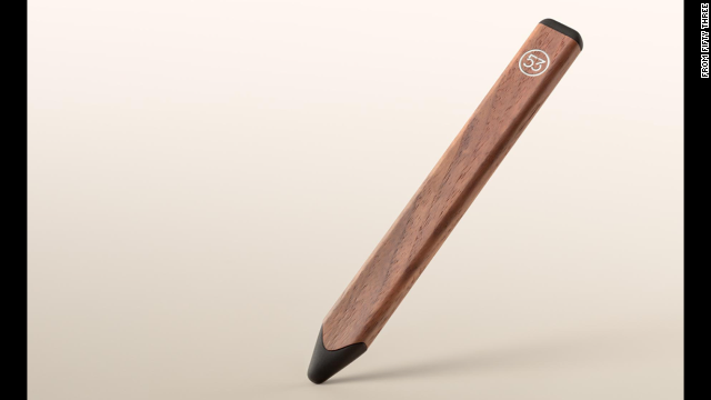 This gadget is great for anyone who uses his tablet for drawing or taking notes. The <a href='http://www.fiftythree.com/pencil' target='_blank'>FiftyThree Pencil</a> ($74) works with the Paper app to let you sketch, erase and edit in multiple colors. It's made of sustainably harvested wood and, even when turned off, is handy for precision touchscreen tapping.