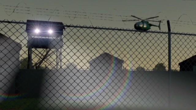 Localizan a tres presos canadienses que se fugaron en un helicóptero
