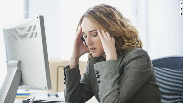 Por qué las mujeres ejecutivas se deprimen más que los hombres
