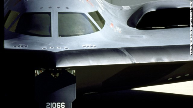 Photos: B-2 stealth bomber
