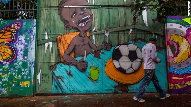 Preguntas y respuestas de la FIFA por las críticas al Mundial de Brasil