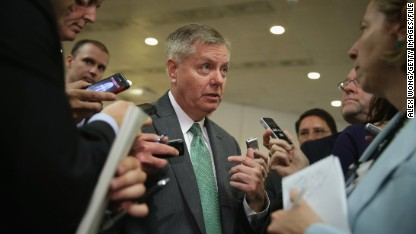 GOP's Graham: Benghazi report 'full of crap'