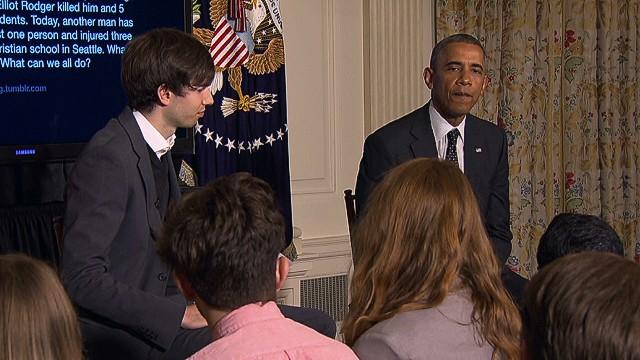 Obama, frustrado: Es vergonzoso que EE.UU. no apruebe leyes contra posesión de armas