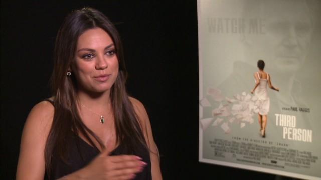 """Mila Kunis: Hombres, ¡dejen de decir """"estamos embarazados""""!"""