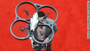 Drones for 'good' could be worth $1m