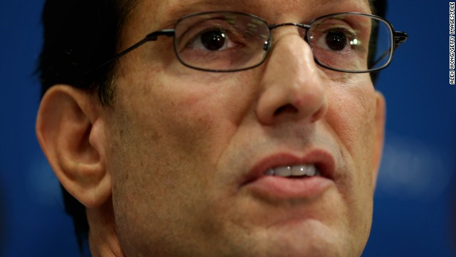 Eric Cantor has a new lucrative job at an investment firm, demonstrat