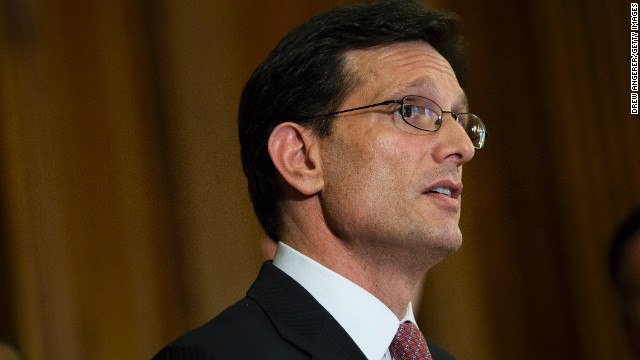 Who wants Cantor's leadership job?