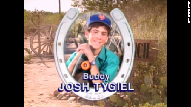 You may remember Josh Tygiel as Buddy Ernst, Mr. Ernst's skateboard-loving son. The series marked both the first, and final, role for Tygiel, who quit acting shortly after the show's end.