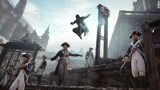 This time, your assassin (or team of assassins) is doing his deadly business in revolution-era France.
