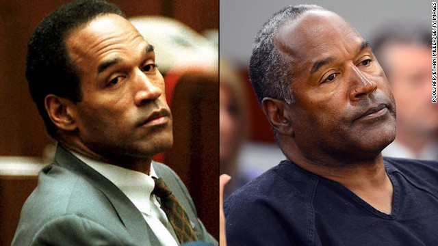 <strong>O.J. Simpson: </strong>On June 17, 1994, Simpson was charged with the murders of Simpson and Goldman. After a lengthy, high profile trial, he was found not guilty. He later lost a civil trial and was ordered to pay millions in damages. Today, Simpson is behind bars after being convicted in a 2007 kidnapping and robbery.