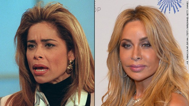 "<strong>Faye Resnick:</strong> Resnick was a friend of Nicole Brown Simpson who allegedly had a 30-minute conversation with her a short time before the murder. Today, Resnick is a television personality and interior designer, best known for her appearances on the reality show ""The Real Housewives of Beverly Hills.""<!-- --> </br>"