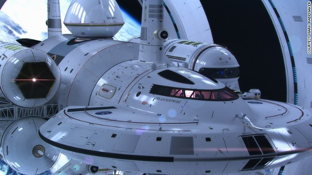Nasa Spaceship Design Nasa's warp-speed spacecraft,