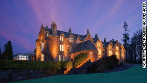 Andy Murray\'s Cromlix House Hotel.