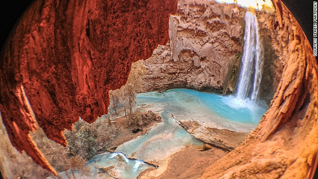 Deep within the Grand Canyon's western edge, the Havasupai tribal village of Supai is the most remote community in the continental United States. Mail is still delivered via mule.