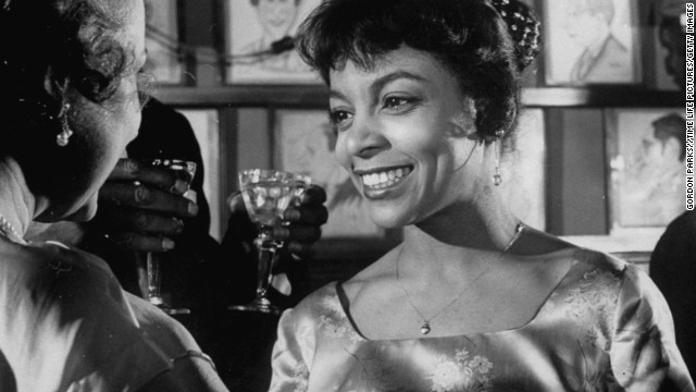 <a href='http://www.cnn.com/2014/06/12/showbiz/obit-ruby-dee/index.html'>Ruby Dee</a>, an award-winning actress whose seven-decade career included triumphs on stage and screen, died June 12. She was 91.