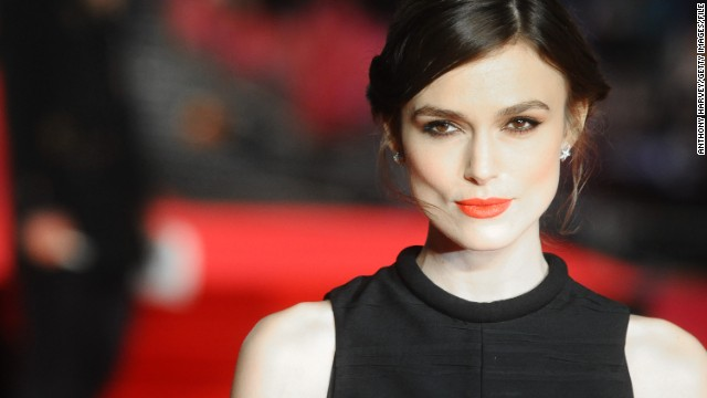 Keira Knightley had no problem posing topless -- on the condition that the photo wasn't digitally manipulated.