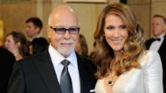 Celine Dion is putting her music career on hold indefinitely because of her husband's cancer and her own illness, the singer announced Wednesday.