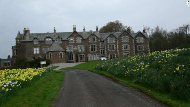 Andy Murray's Cromflix Hotel is open for business and already earning rave reviews. The 15-bedroom mansion, which has its own private loch and tennis courts, is set minutes away from Murray's Scottish home in Dunblane.