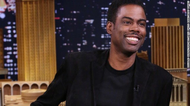 """<strong>Chris Rock, father of two, on intimacy</strong>: """"It's the ultimate in caring. You're wiping their a**, and someday, they may have to wipe yours."""""""