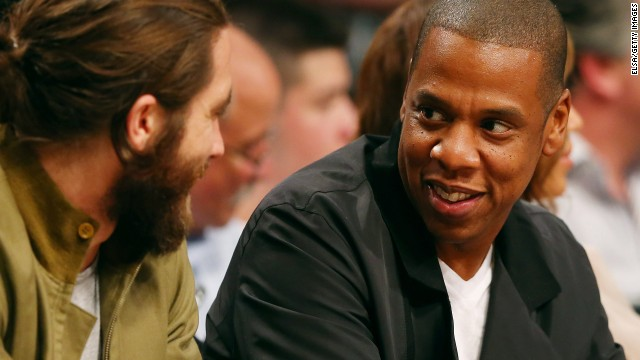"""<strong>Jay Z, father of one, on the inevitable:</strong> """"Everyone imagines they'll be a great dad until (their kids) are teenagers, saying 'Get away from me, Dad. You're embarrassing me!'"""""""