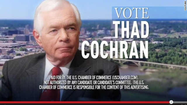 First on CNN: Chamber mounting new effort for embattled Cochran
