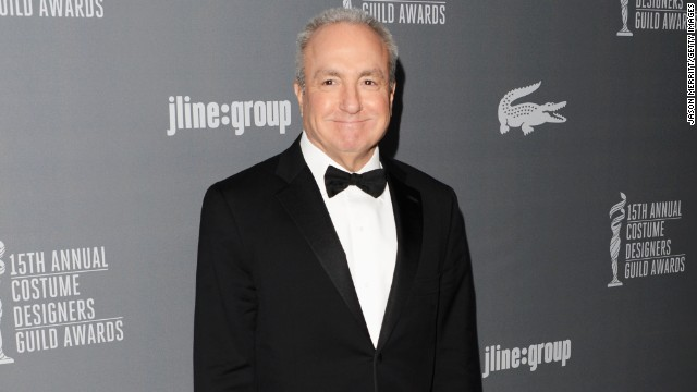 Lorne Michaels attends the 15th Annual Costume Designers Guild Awards in February 2013 in Beverly Hills, California.