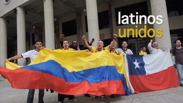 Reportero Aventurero: ¡Latinos Unidos en Sao Paulo!