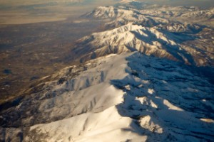 Montañas Wasatch (Utah)