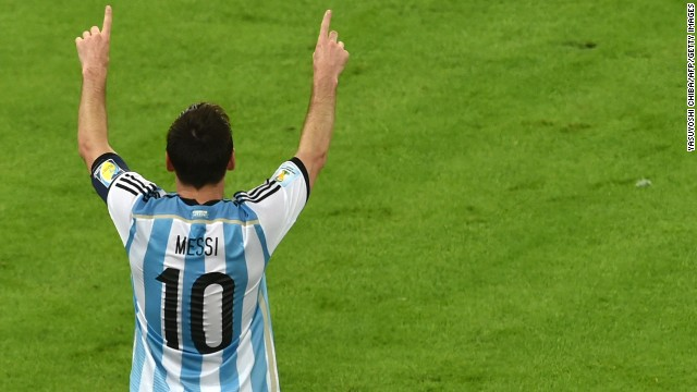 Can Argentina's No. 10 finally establish himself as a legend of the sport, like Maradona before him, and win the World Cup?