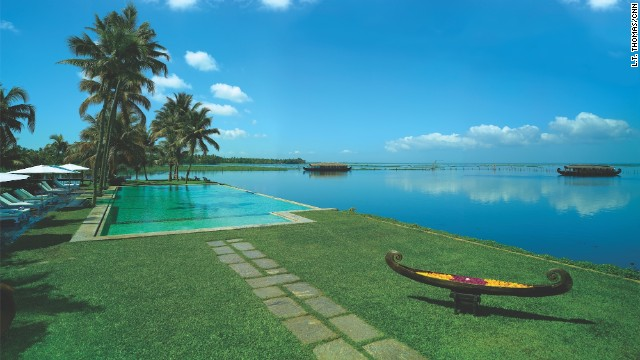 Prince Charles and wife Camilla recently visited Kumarakorn Lake Resort to celebrate his 65th birthday.