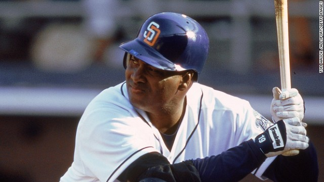 Hall of Famer Tony Gwynn