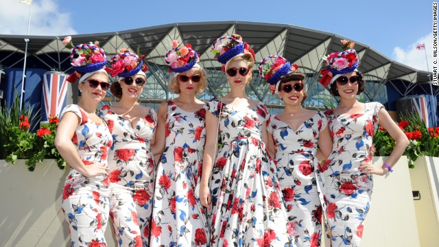 Ascot isn't just big news in the racing world, it's big news in the fashion world too. An array of famous designers will be showing off their latest ideas at one of British racing's most famous festivals.