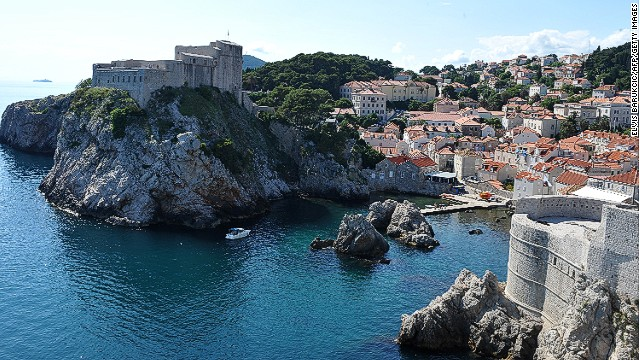 TripAdvisor has published the results of its second Traveler's Choice Attractions Awards. The ancient city walls of Dubrovnik, Croatia, ranked tenth in the Top World Landmarks category.